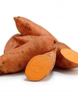 Orange sweet potatoes(ibijumba bya orange)
