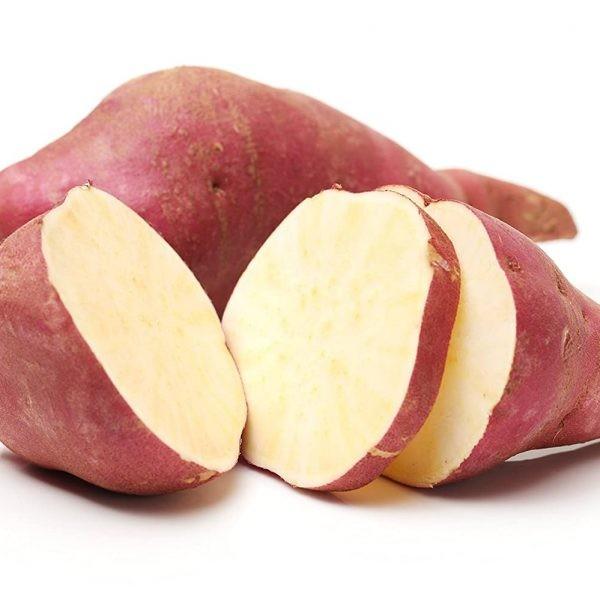 Yellow sweet potatoes(ibijumba by'umuhondo)