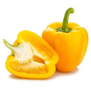 Yellow pepper(pouavro jonue)