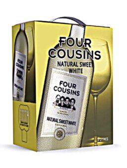 Four cousins white 5L